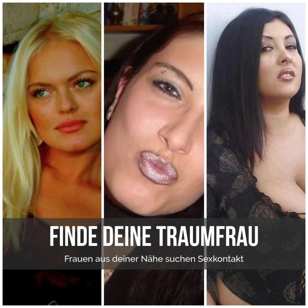 Geile weiber suchen echte Sexkontakte